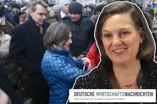 DWN: Возвращение Нуланд – гарантия того, что «на Украине бабахнет громко»