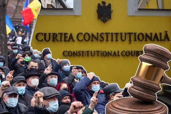 Либералы Молдовы пригрозили выйти на улицы