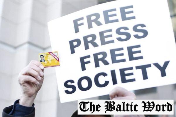 The Baltic Word: свободы слова в Евросоюзе больше нет