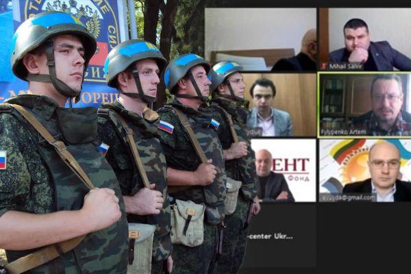 Воюющая с Донбассом Украина даёт Молдавии вредные советы