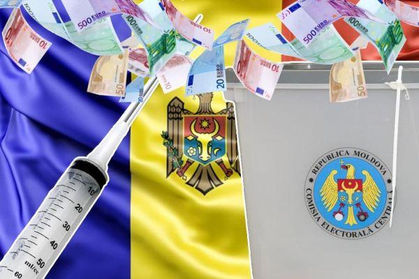 Молдавия: деньги на вакцину или на выборы?