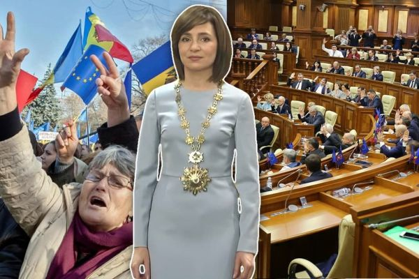 Молдавия – то ли диктатура, то ли анархия