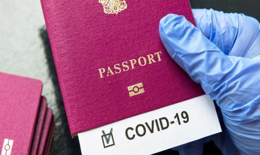 Ковидные паспорта Евросоюза