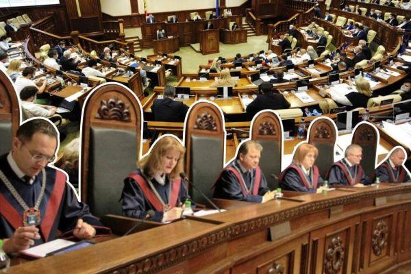 Конституционный суд – оружие Майи Санду