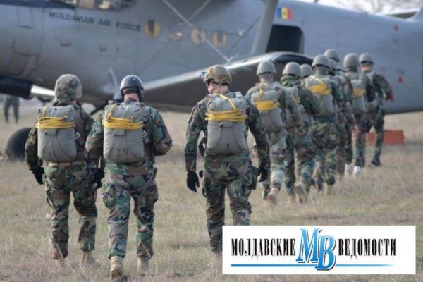 «МВ»: США готовит молдавский спецназ против Тирасполя