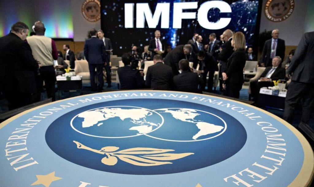 Международный валютный фонд и новая версия Вашингтонского консенсуса
