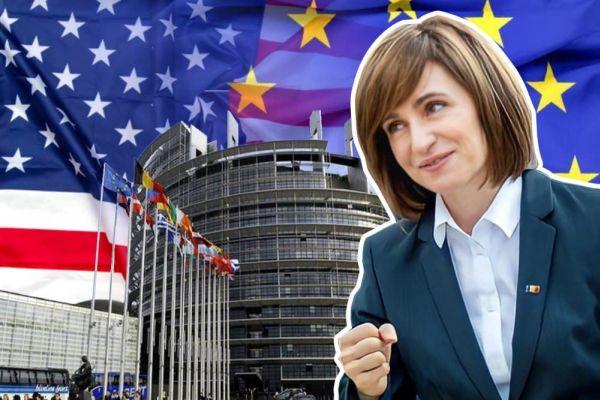 США и ЕС взялись за Молдову