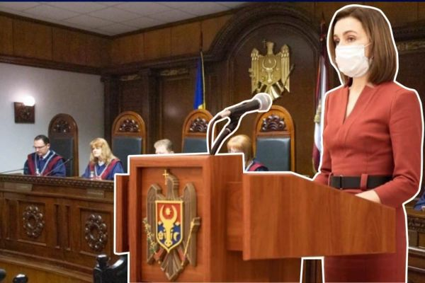 КС Молдовы отменил режим ЧП – парламент будет распущен