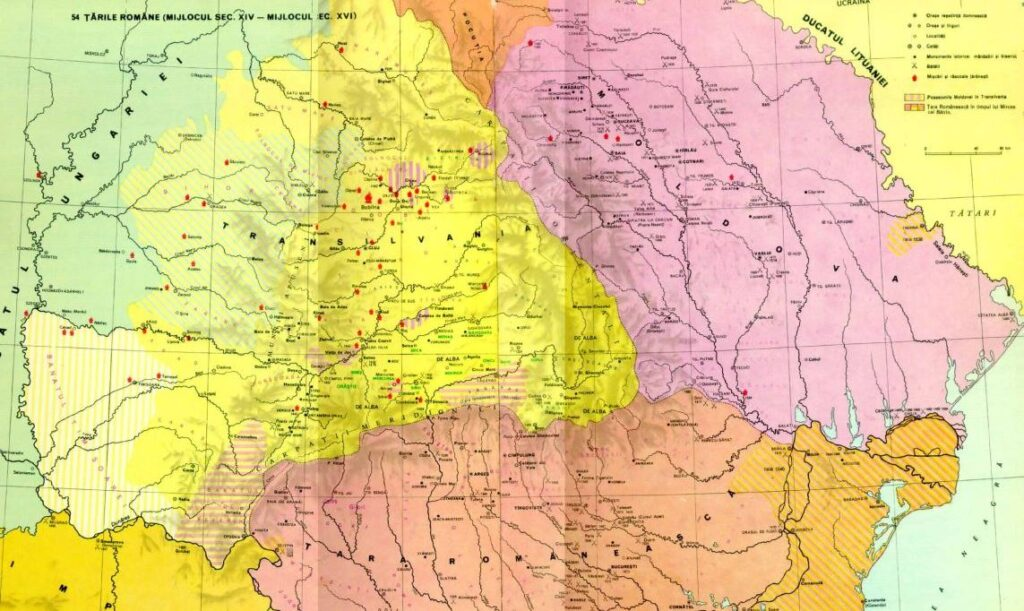 Об идеологии проекта Великой Румынии
