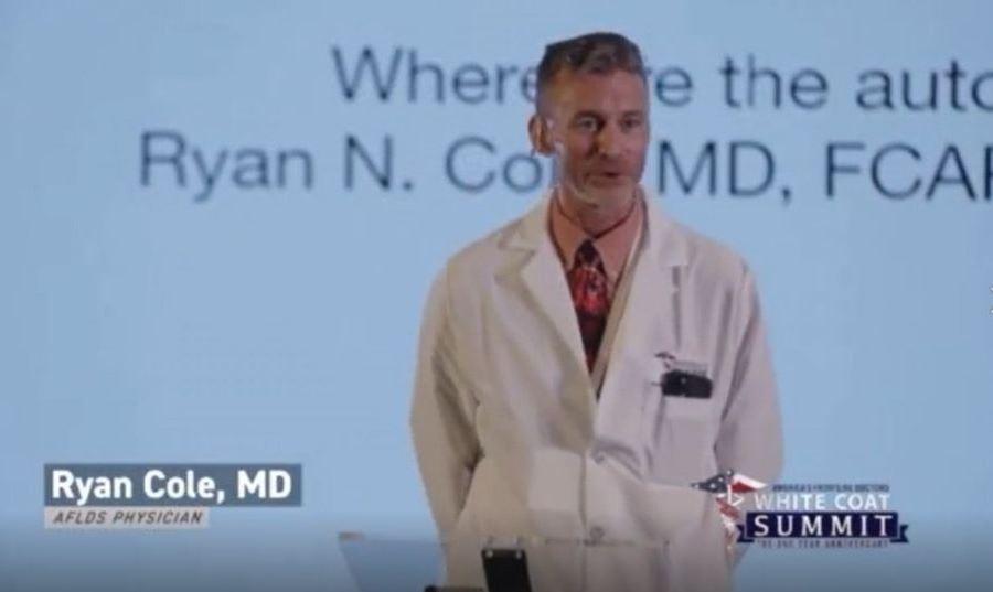 Саммит Белых Халатов: Америка сопротивляется проведению вакцинации