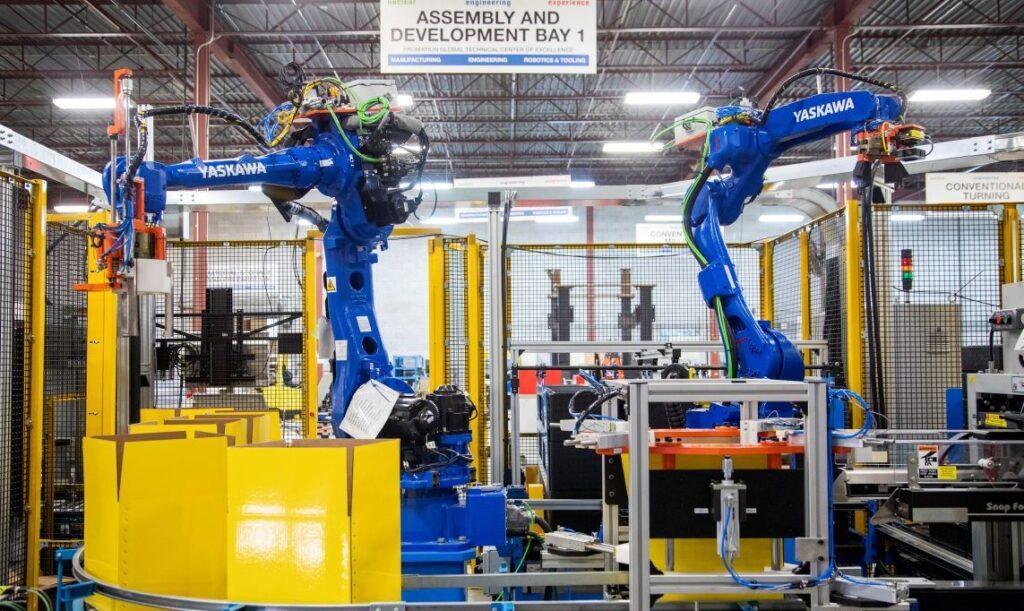 Искусственно созданный мировой промышленный кризис