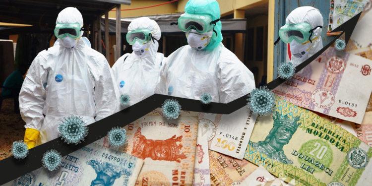 Хроника коронавируса в Молдове: эпидемия вновь набирает обороты
