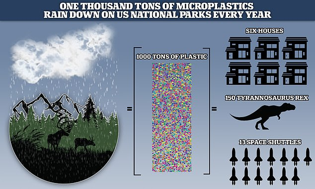 Пластиковые дожди стали реальностью