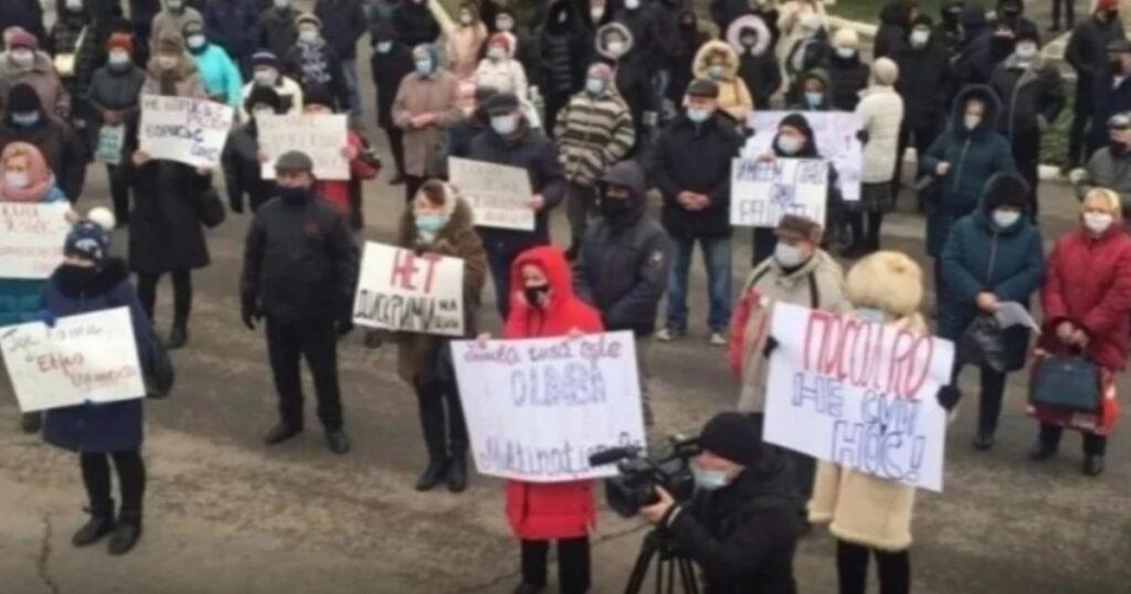 Волна митингов в поддержку русского языка прокатилась по Молдове
