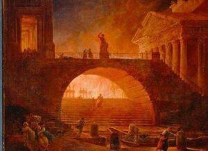Старый мир разрушен и, возможно, начинают обрисовываться контуры нового лучшего мира