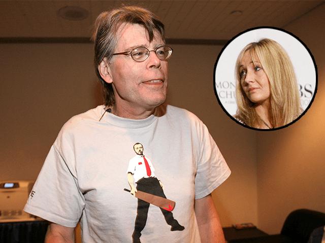 Стивен Кинг вступает в полемику с Джоан Роулинг: «Транс-женщины - это женщины»