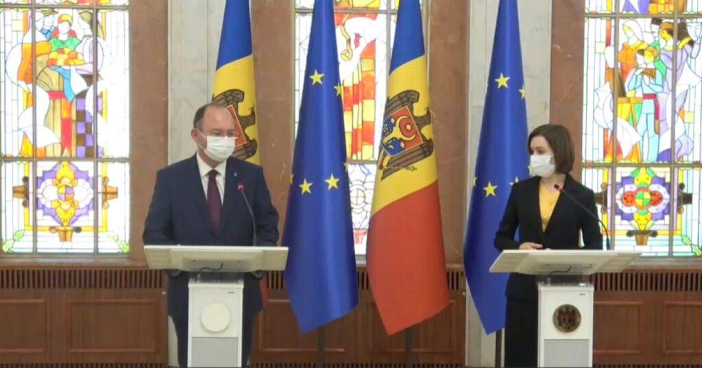 Румыния выделит грант «на развитие гражданского общества и независимой прессы» Молдовы