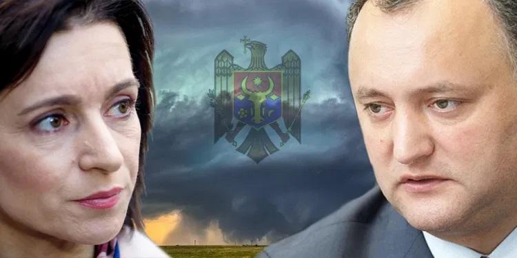 Президентская гонка в Молдове: затишье перед бурей