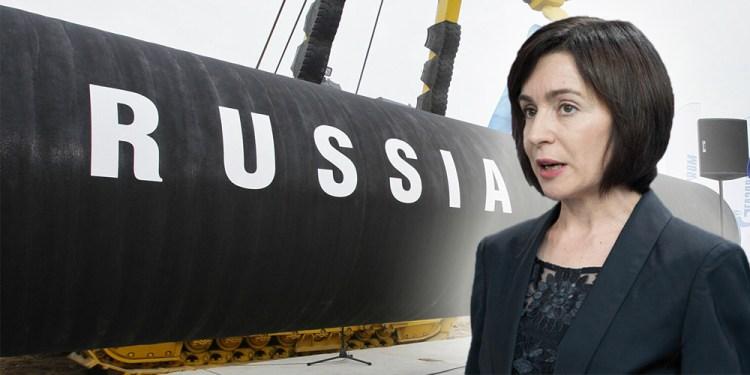 Майя Санду боится «газовой зависимости» от Кремля?