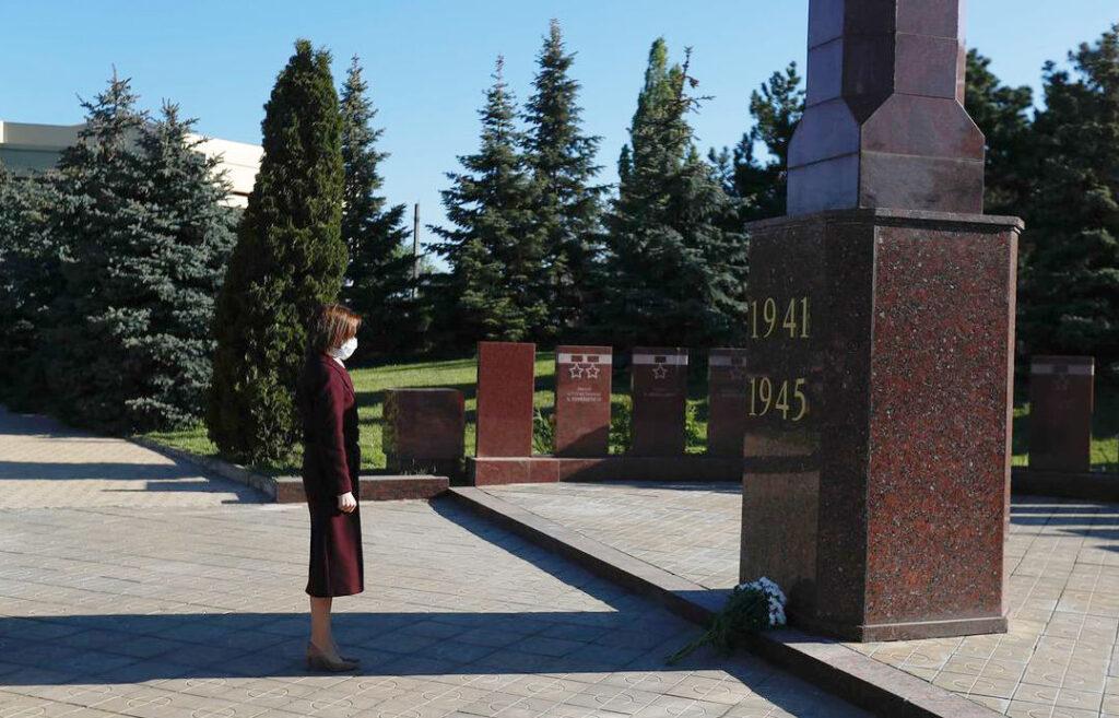 Одиночество молдавского президента