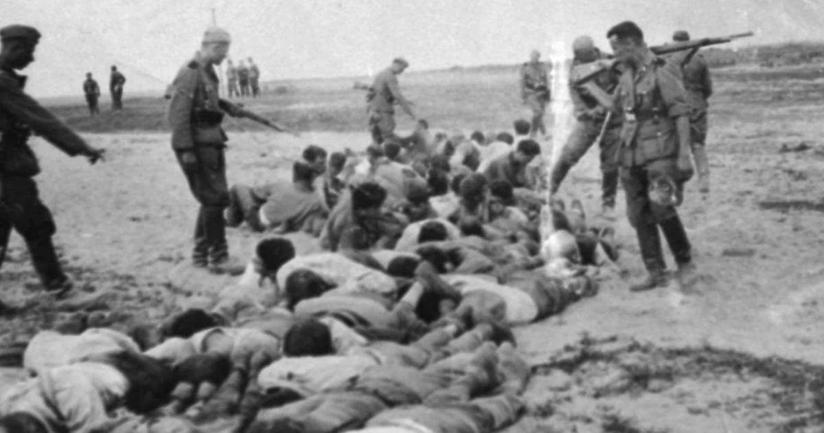 """""""Скулянская резня"""" – начало нацистского террора в Молдавии 1941 года"""