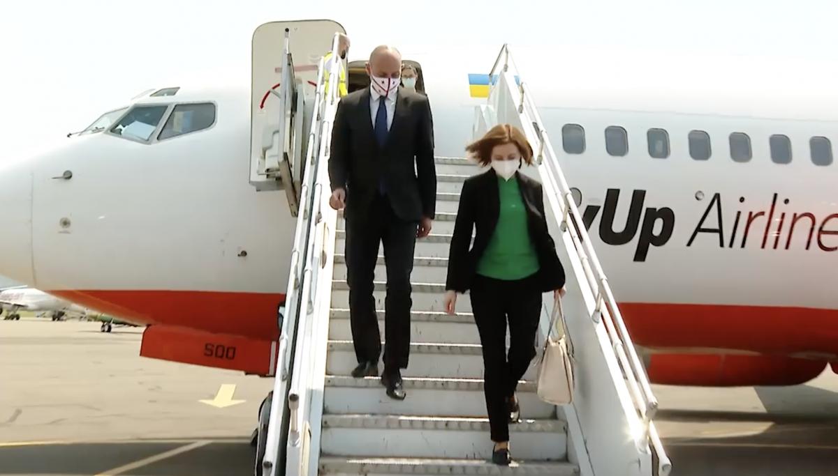 В Батуми Санду подала сигнал, что Молдова готова присоединяться к международным инициативам, направленным против России и Китая