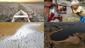 Если уровень грунтовых вод упадет еще хотя бы чуть-чуть, Земля превратится в Марс