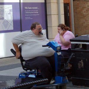 Толстяк США