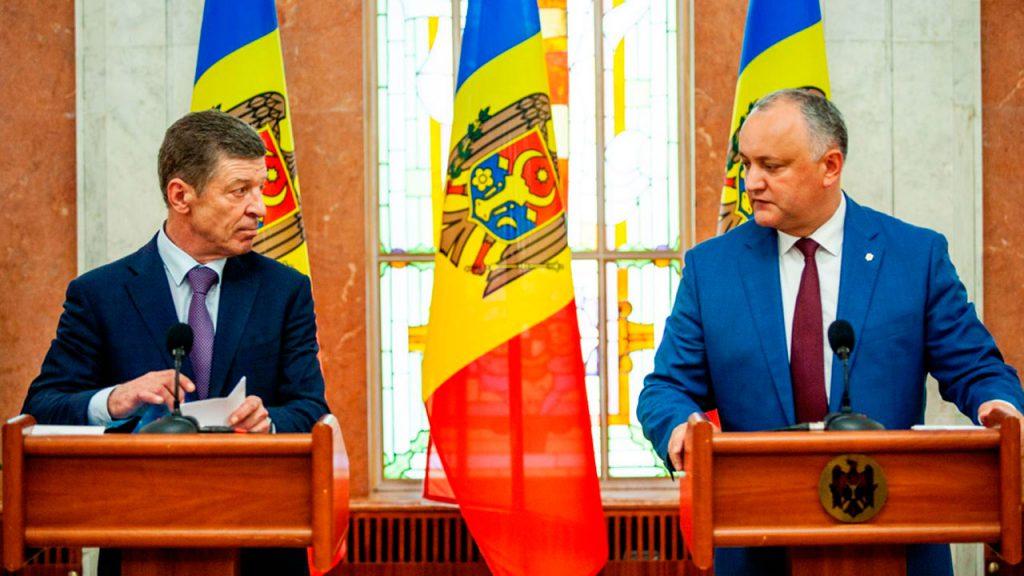 В Молдове произошла идеальная «цветная революция»