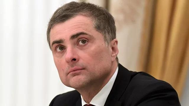 Сурков: Украину можно вернуть только силой