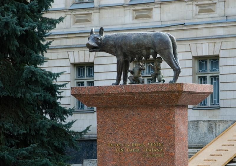«Кишиневская волчица», предки-даки, румыны и молдаване…